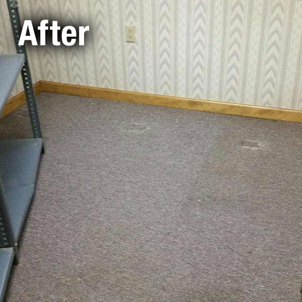 Maryville Commercial Foam Injection Concrete Leveling - After